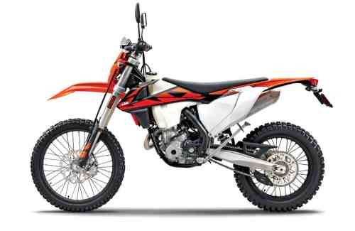 small resolution of ktm s smallest dual sport bike is similar to the fe350 but feels smaller and lighter this machine is 90 percent dirt bike and feels somewhat out of place
