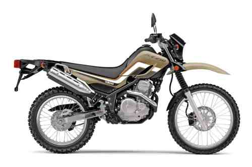 small resolution of in order to compete price wise with the honda crf250l and the kawasaki klx250 yamaha offers a second model in the 250 dual sport category