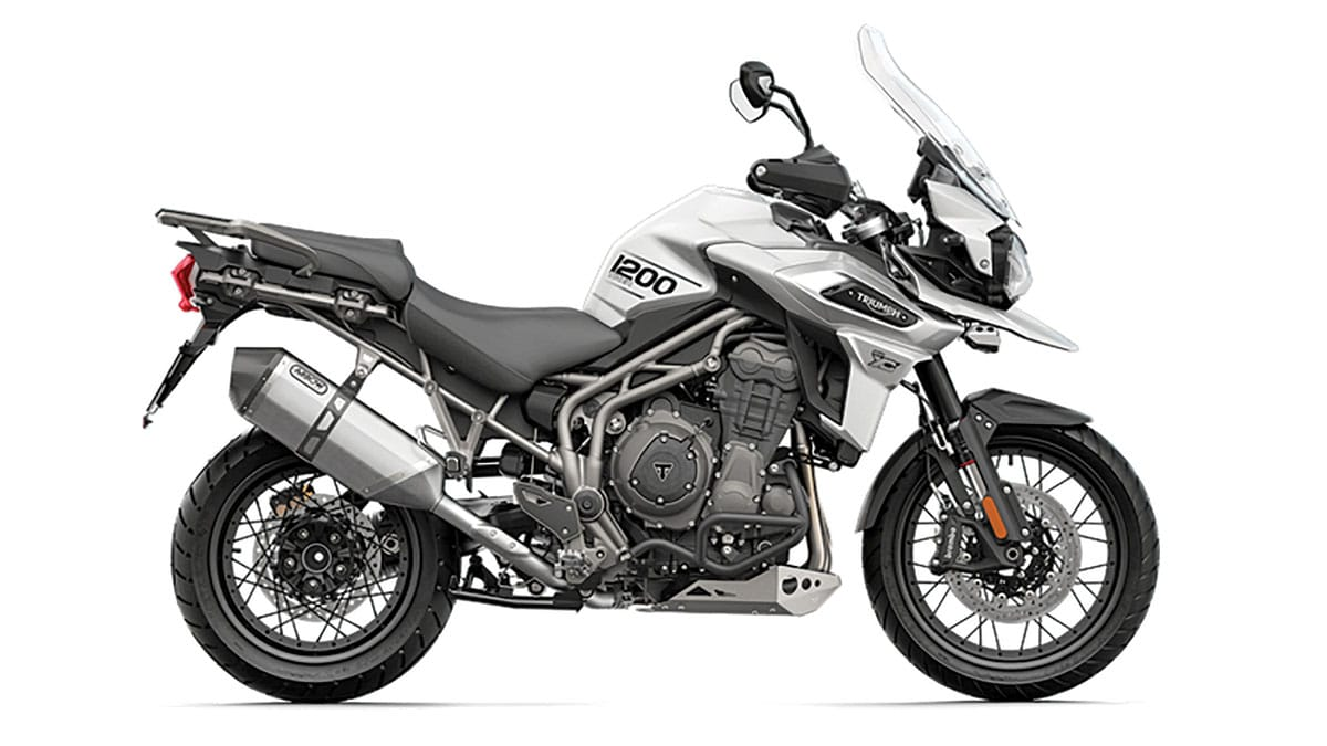 hight resolution of triumph tiger explorer 1200 xc xca 19 550 21 750