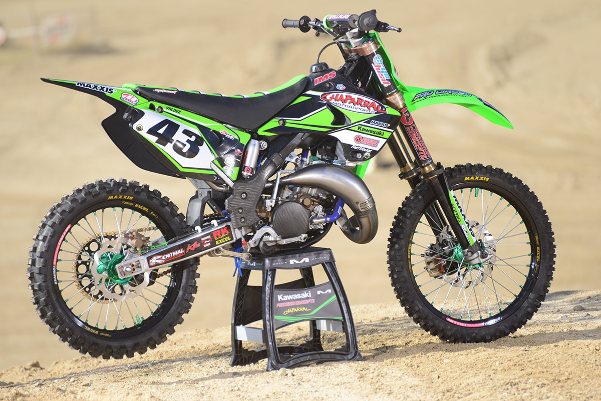 hight resolution of factory phil s 2003 kx125