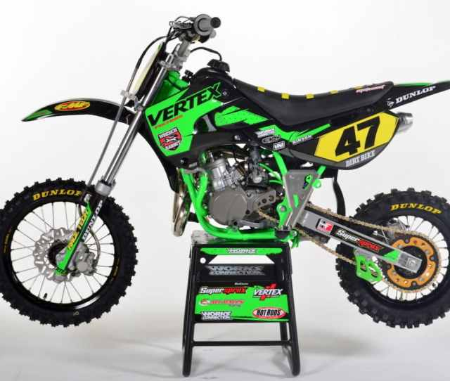 This Kawasaki Kx65 Project Is A Perfect Example Of Taking An Older Machine And Making It Better Than New And Not Going Bankrupt In The Process
