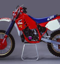 giles lalay the overall winner of the 1985 i s d e on a modified cr250 was instrumental in the development of both the wide ratio transmission designed by  [ 1200 x 791 Pixel ]