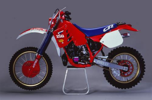 small resolution of giles lalay the overall winner of the 1985 i s d e on a modified cr250 was instrumental in the development of both the wide ratio transmission designed by