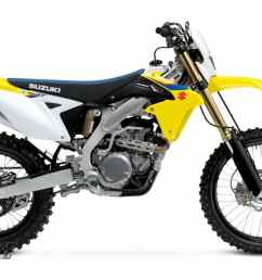 2019 suzuki rmx450z 2019 rmx450z enduro ready off road bike based on the rm [ 1200 x 800 Pixel ]
