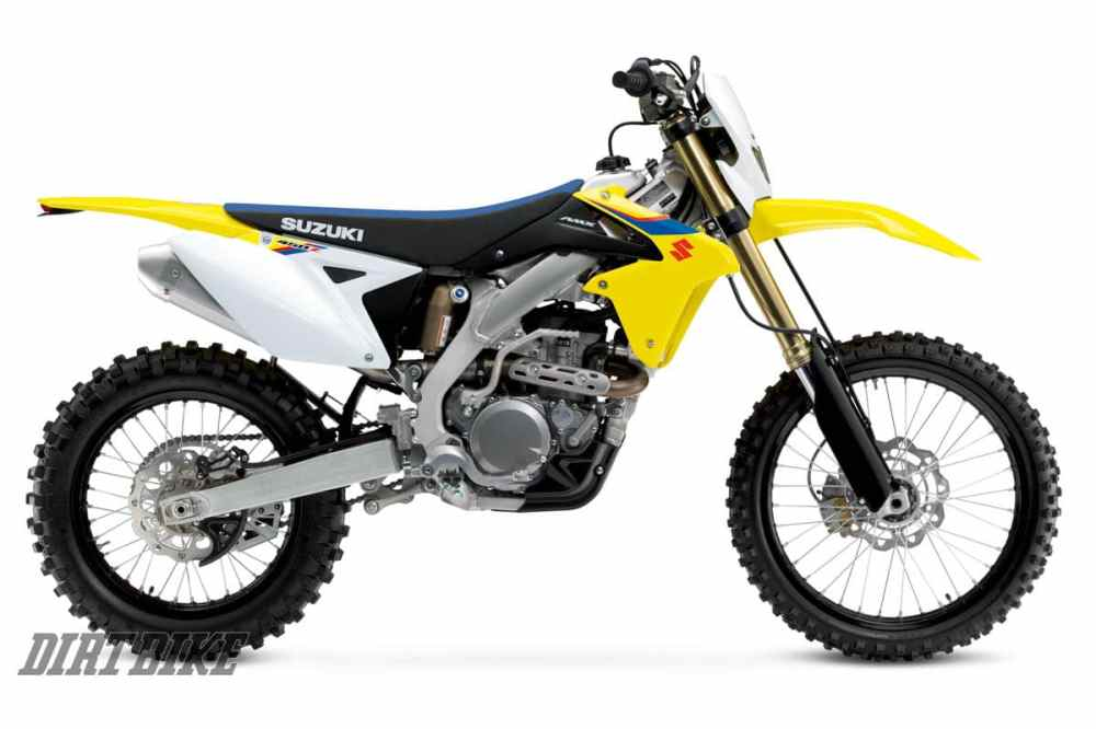 medium resolution of 2019 suzuki rmx450z 2019 rmx450z enduro ready off road bike based on the rm
