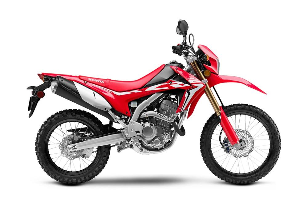 medium resolution of in terms of value the honda crf250l is an eye opener it s manufactured in thailand to keep the price down but is up to honda s standards