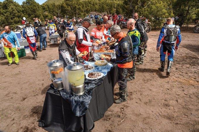 Neveda 200 Trail Heaven Dirt Bike Magazine