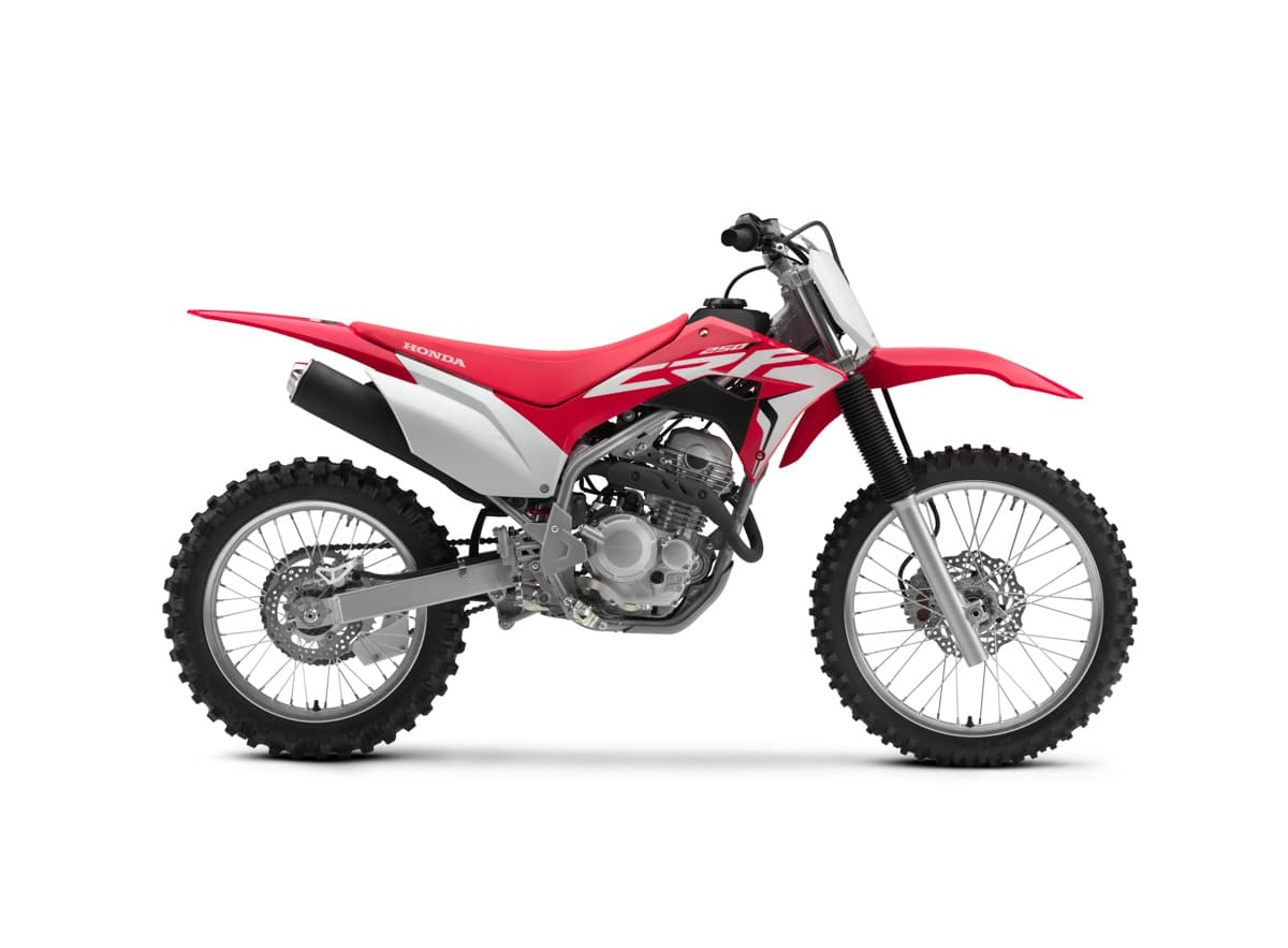 Honda Off Road Bikes First Look