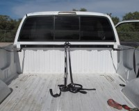 CCR Bed Buddy Motorcycle Tie Down Rack - Dirt Bike Test
