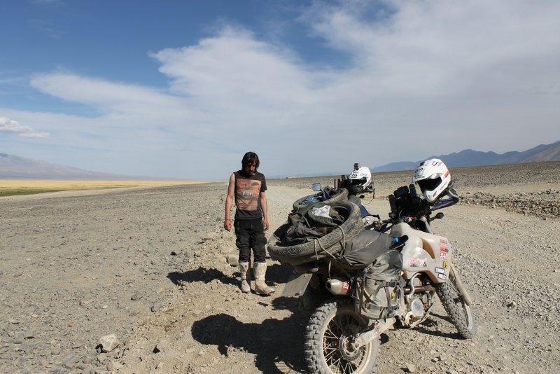 Tough Miles Blog 6: The Mighty Mongolia.