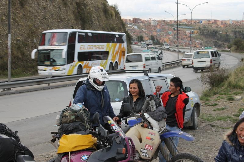 Tough Miles Blog 22: Bolivia