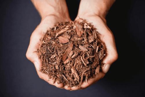 garden mulch Kitchener