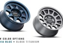 Method Race Wheels: Bahia Blue 701 and Gloss Titanium 703 Bead Grip Wheels