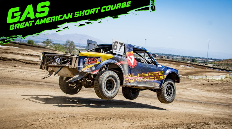Presenting GAS – Great American Short Course Racing