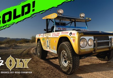 SOLD! Parnelli Jones' Big Oly Sold at the Mecum Auction for $1.7M
