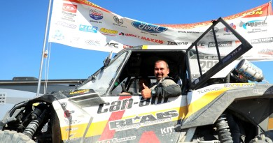 Chris Blais Racing Services: Chris Blais & Jeremy Gray take 1st Place Unlimited UTV at the BITD Silver State 300!
