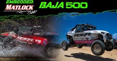 A Baja 500 Adventure with Matlock Racing