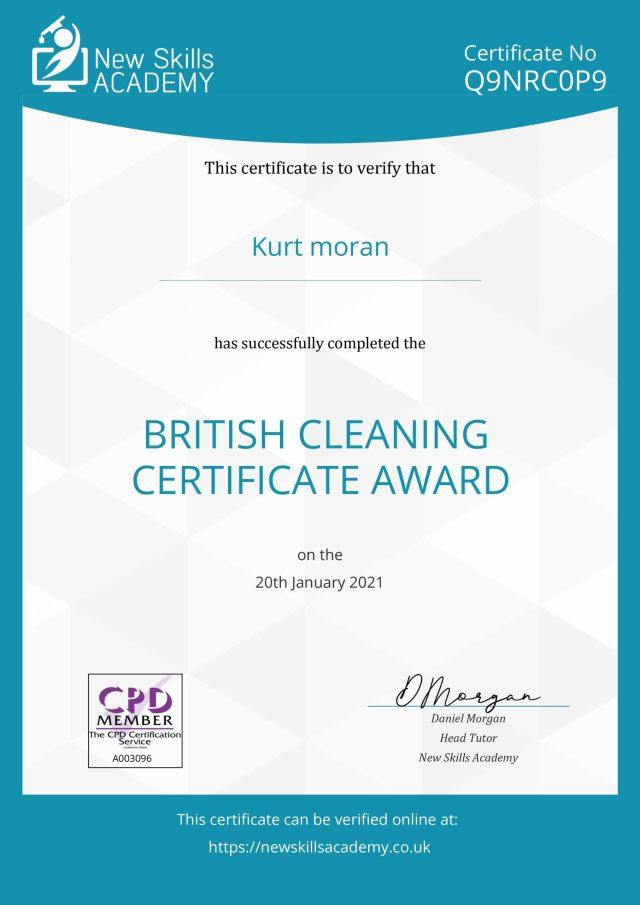 Builders Clean service Long Eaton