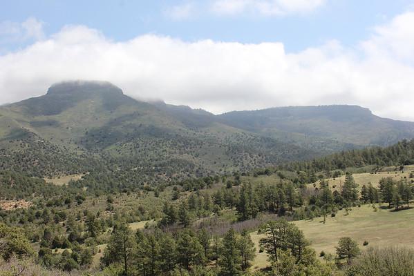 Cloudy Butte