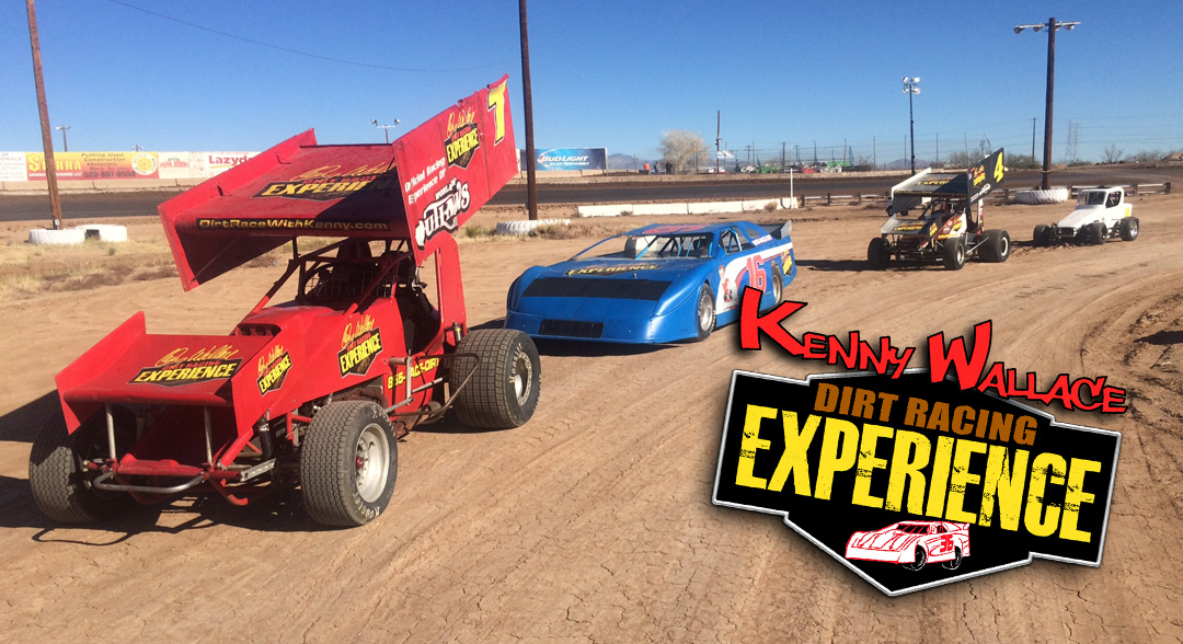 Drive a Dirt Race Car for only $99!