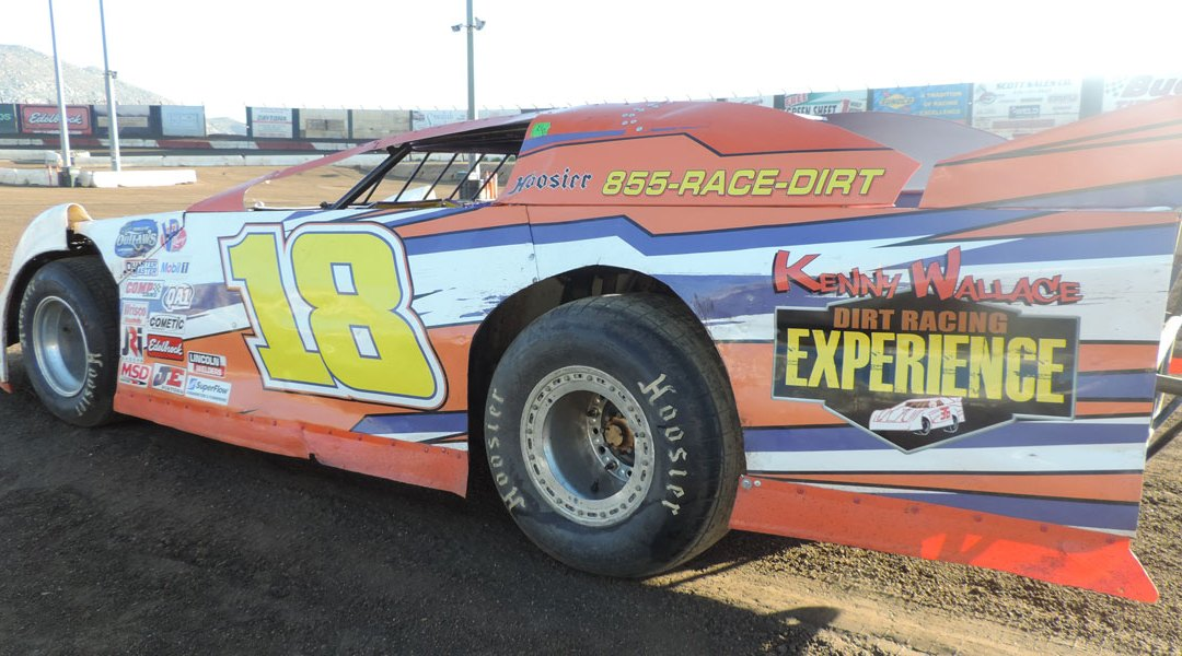 Terre Haute Action Track – Drive 5 Laps for only $89 on August 11th!
