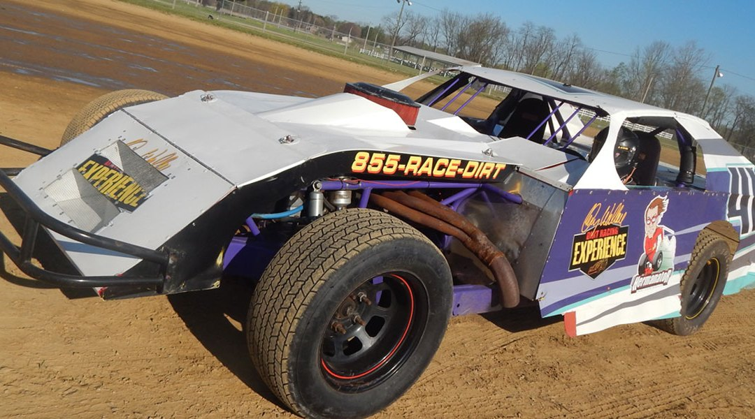 Fayetteville Motor Speedway – Drive 5 Laps for only $89 on November 4th!