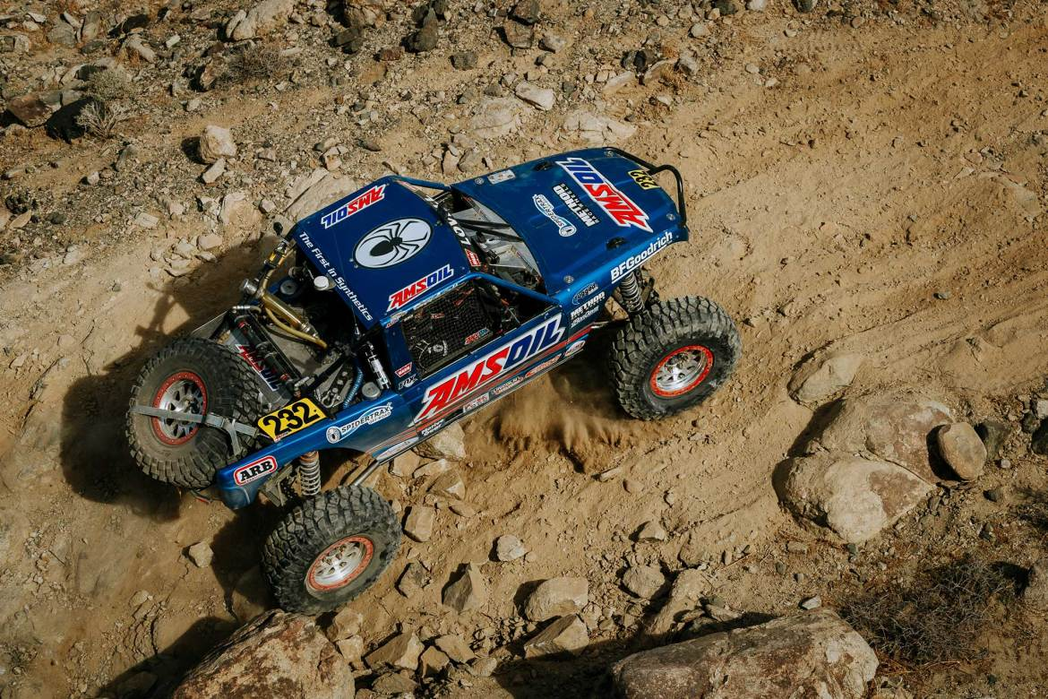 Brad Lovell Wins King of The Hammers Every Man Challenge by Seconds