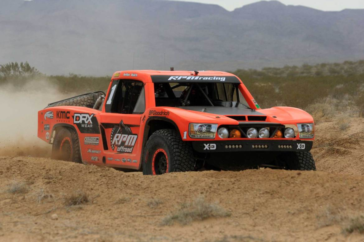 Valley Fever and Surgery Sidelines RPM Racing