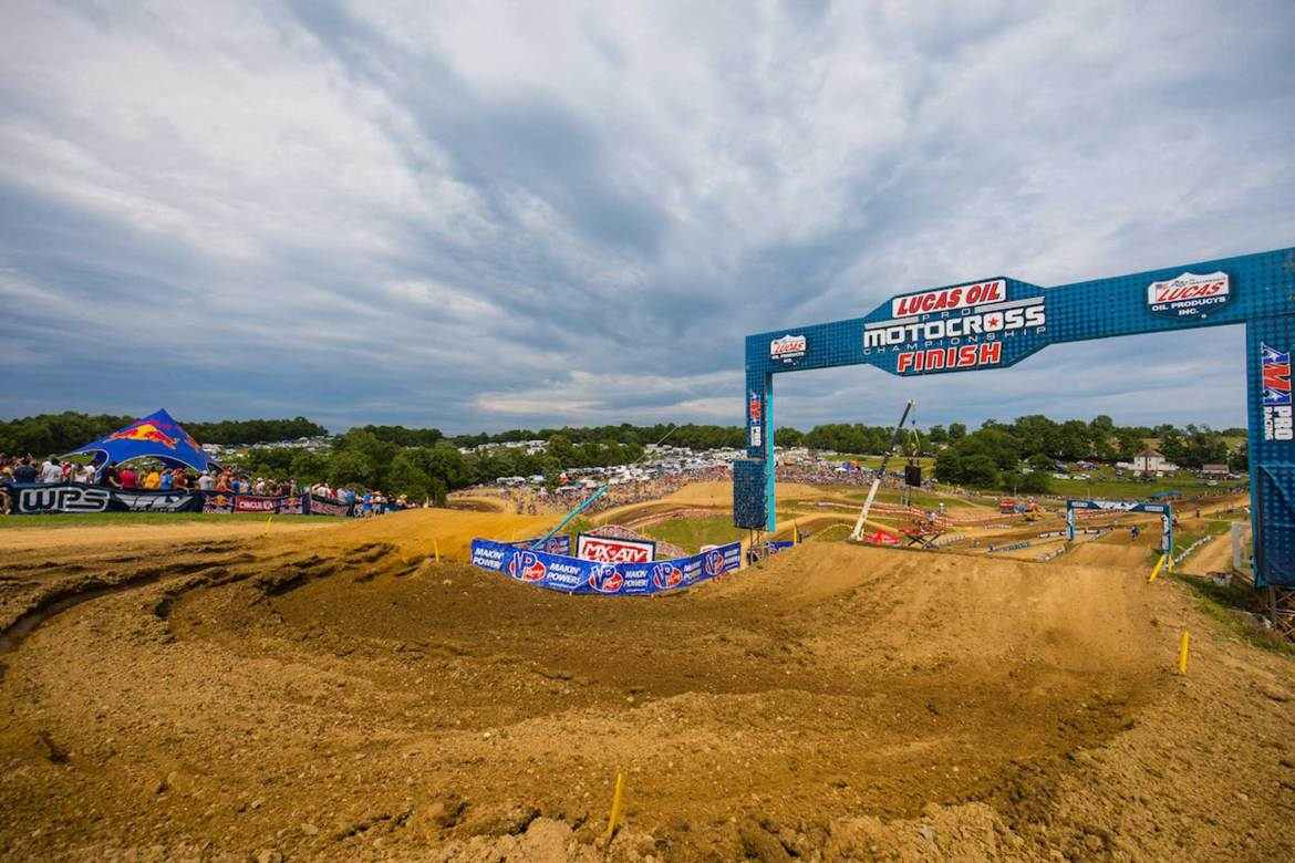 Lucas Oil Pro Motocross Modifies 2020 Season