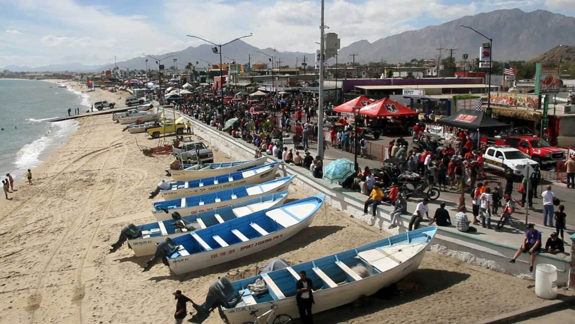 SCORE Changes Date and Venue for Baja 500