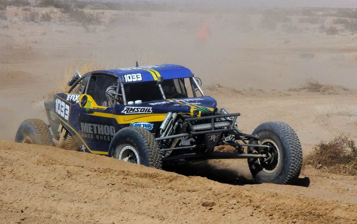 Could Off-Road Racing Return in May?