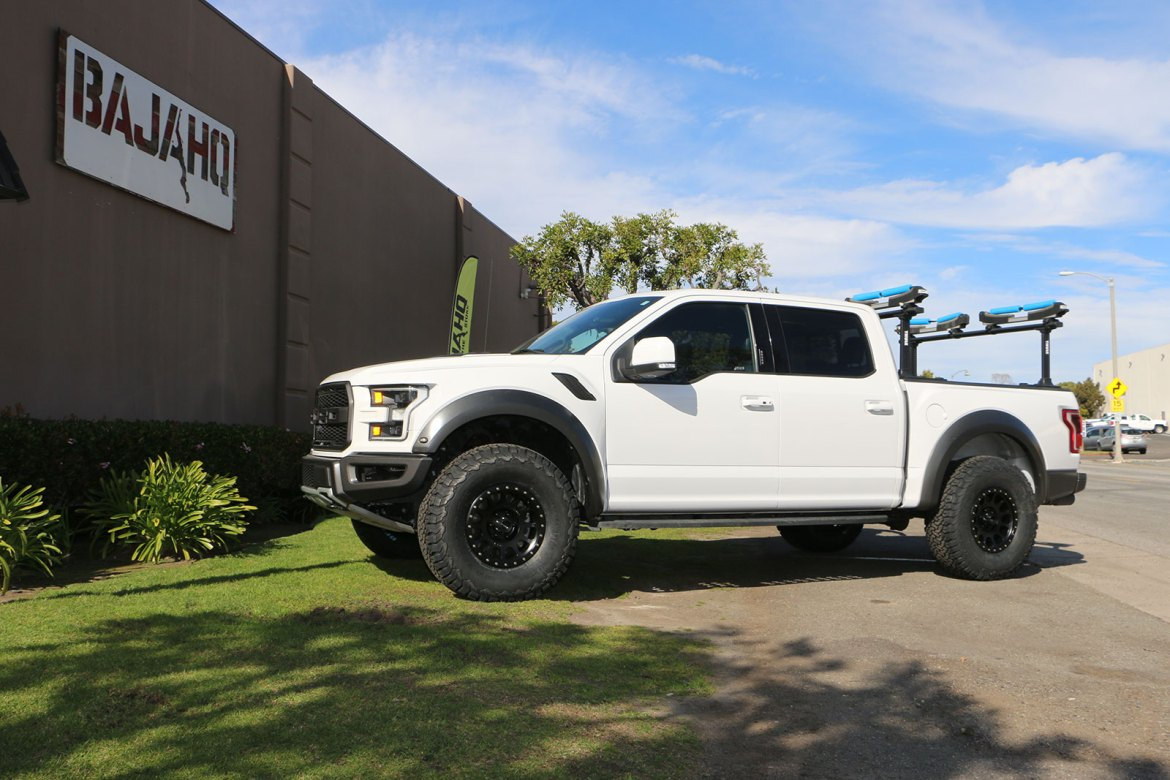 A Simple Elevation for a 2nd Generation Ford Raptor