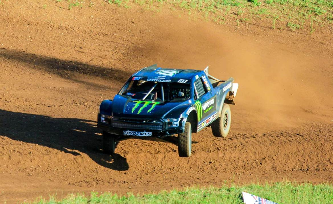 Leduc, Greaves Sweep Opening Championship Off Road Rounds