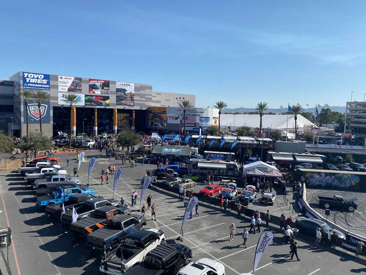 SEMA Has Been Cancelled For 2020