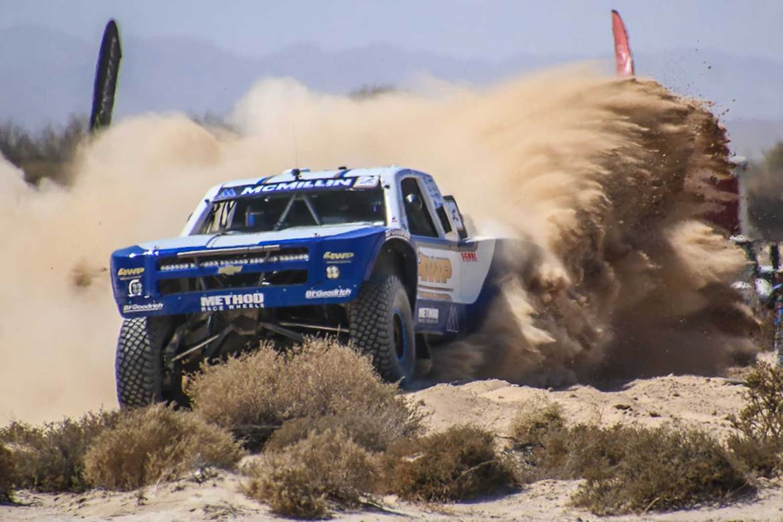 Dan McMillin Wins SCORE Baja 500