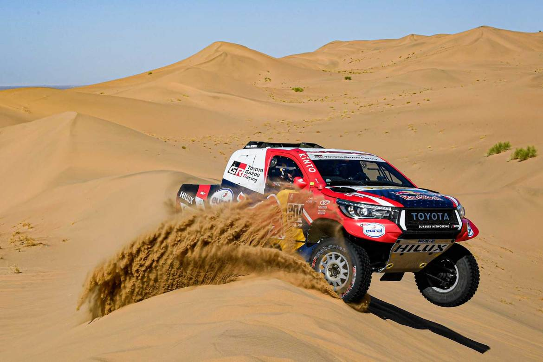 2021 Dakar Route Revealed
