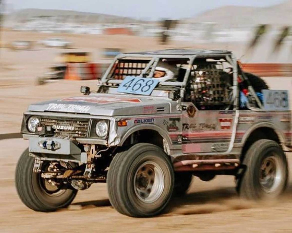 Jessi Combs Foundation to Sponsor Amber Turner at King of the Hammers