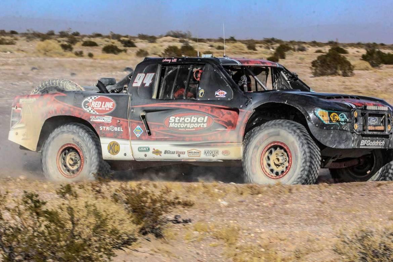 Steve Strobel Wins Inaugural Legacy Racing Event
