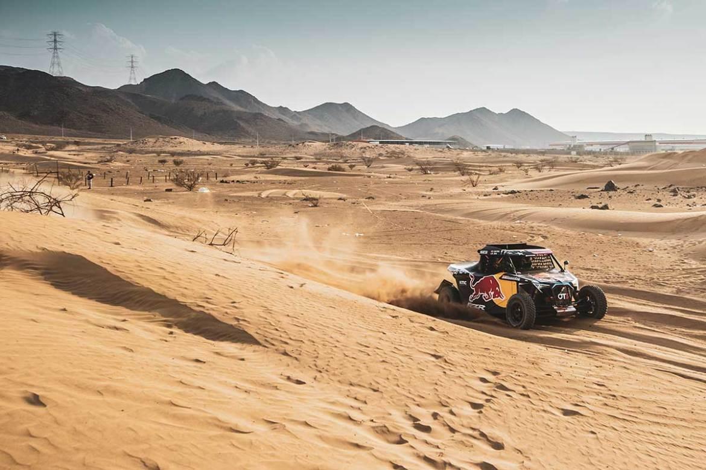 Dakar Rally Underway in Saudi Arabia