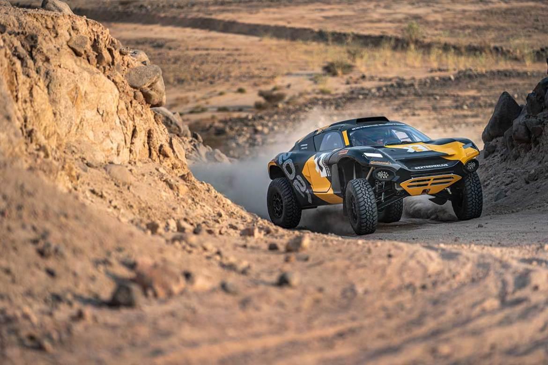 Nine Teams Set to Race Extreme E Series in Saudi Arabia
