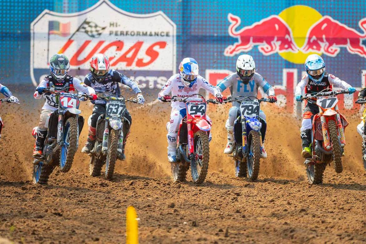 Ferrandis Continues Forward Momentum at Red Bud