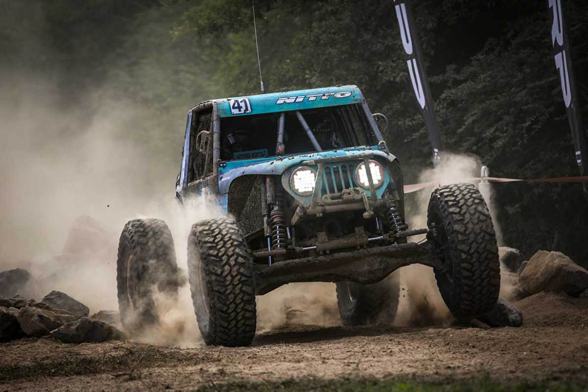 Ultra4 Tear Down in Tennessee