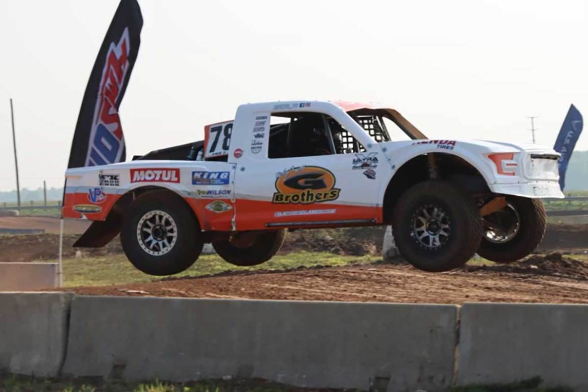 More career firsts at Dirt City