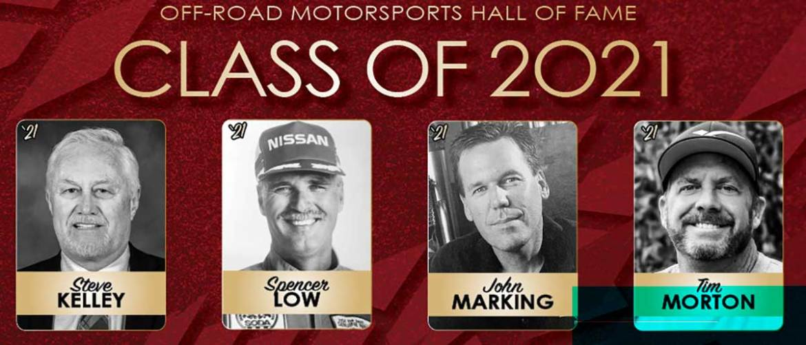 Off-Road Motorsports Hall of Fame Class of 2021