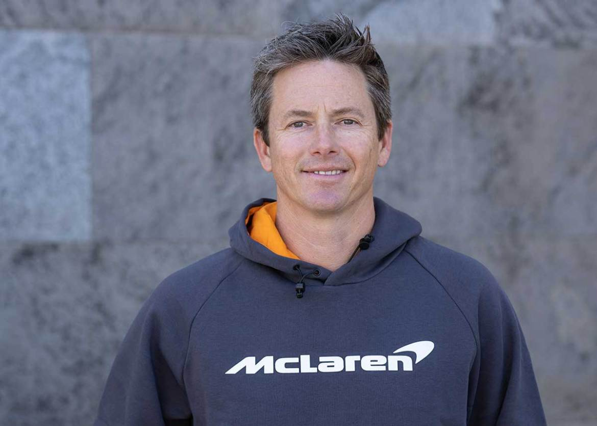 Tanner Foust to Race Extreme E Series for McLaren