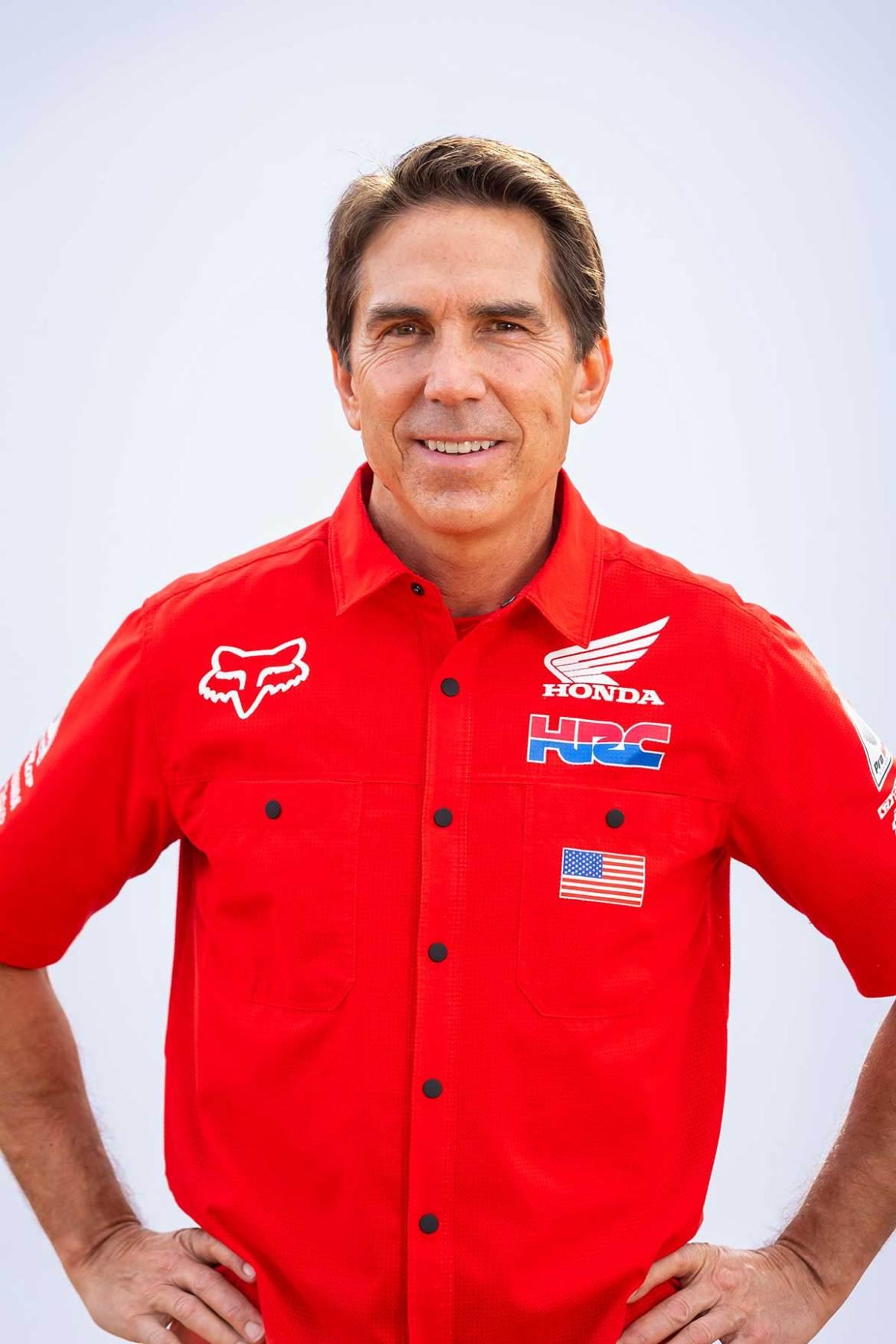 Honda HRC Manager Erik Kehoe Announces Retirement
