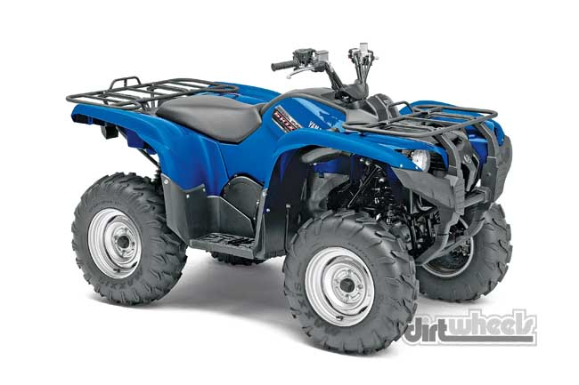 Yamaha Grizzly 600 Wiring Diagram