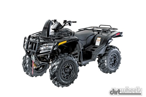 small resolution of 2015 4x4 atv buyer s guide dirt wheels magazine wiring diagram for 350 arctic cat 4 x 4 atv atvs