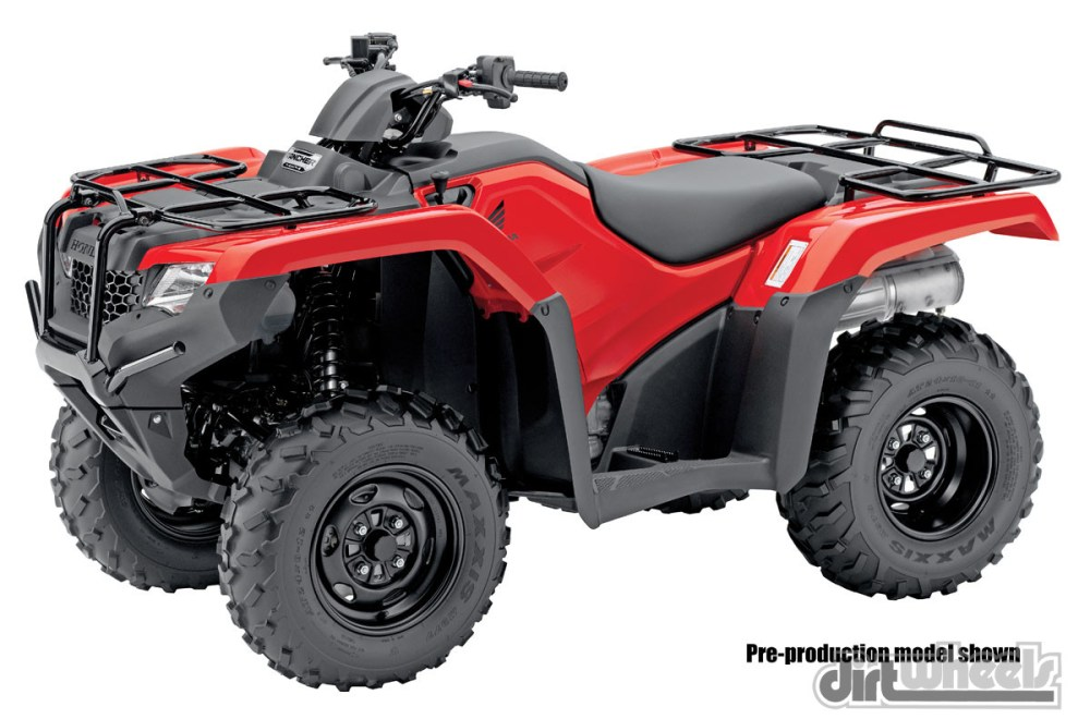 medium resolution of 2015 honda fourtrax rancher 4x4 es