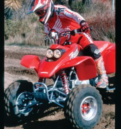 the 1996 honda xr400r motorcycle was a ground breaker in its own right prior to that honda seemed disinterested in the off road motorcycle market  [ 1200 x 1753 Pixel ]